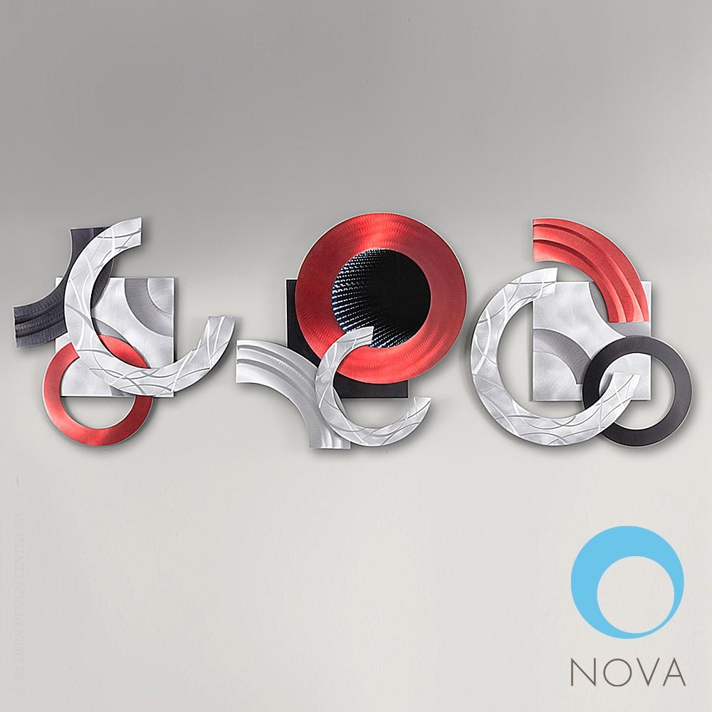 Swingers Infinity Wall Art | Nova | Metropolitandecor In Nova Wall Art (Image 18 of 20)
