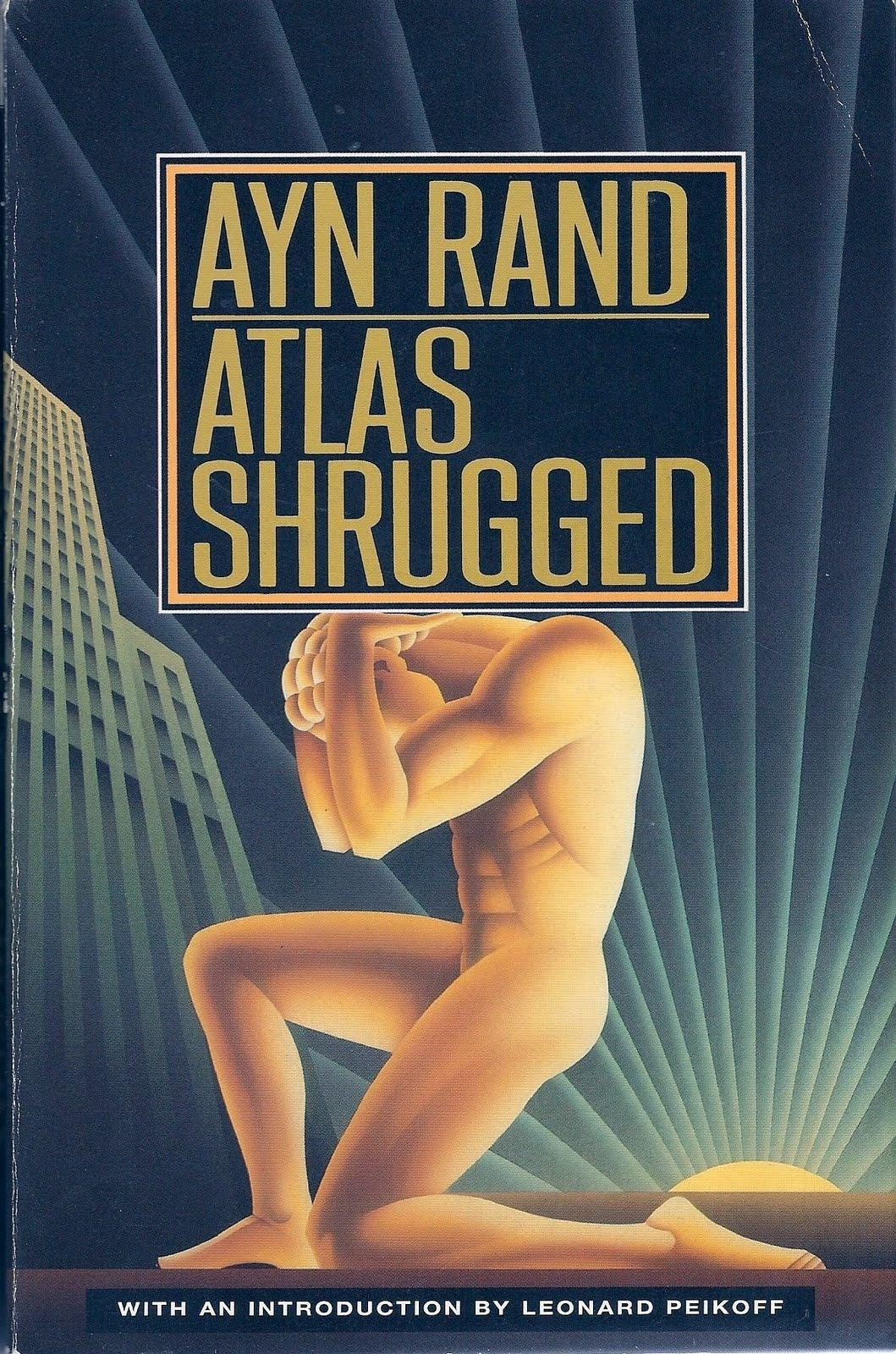 Featured Photo of Atlas Shrugged Cover Art