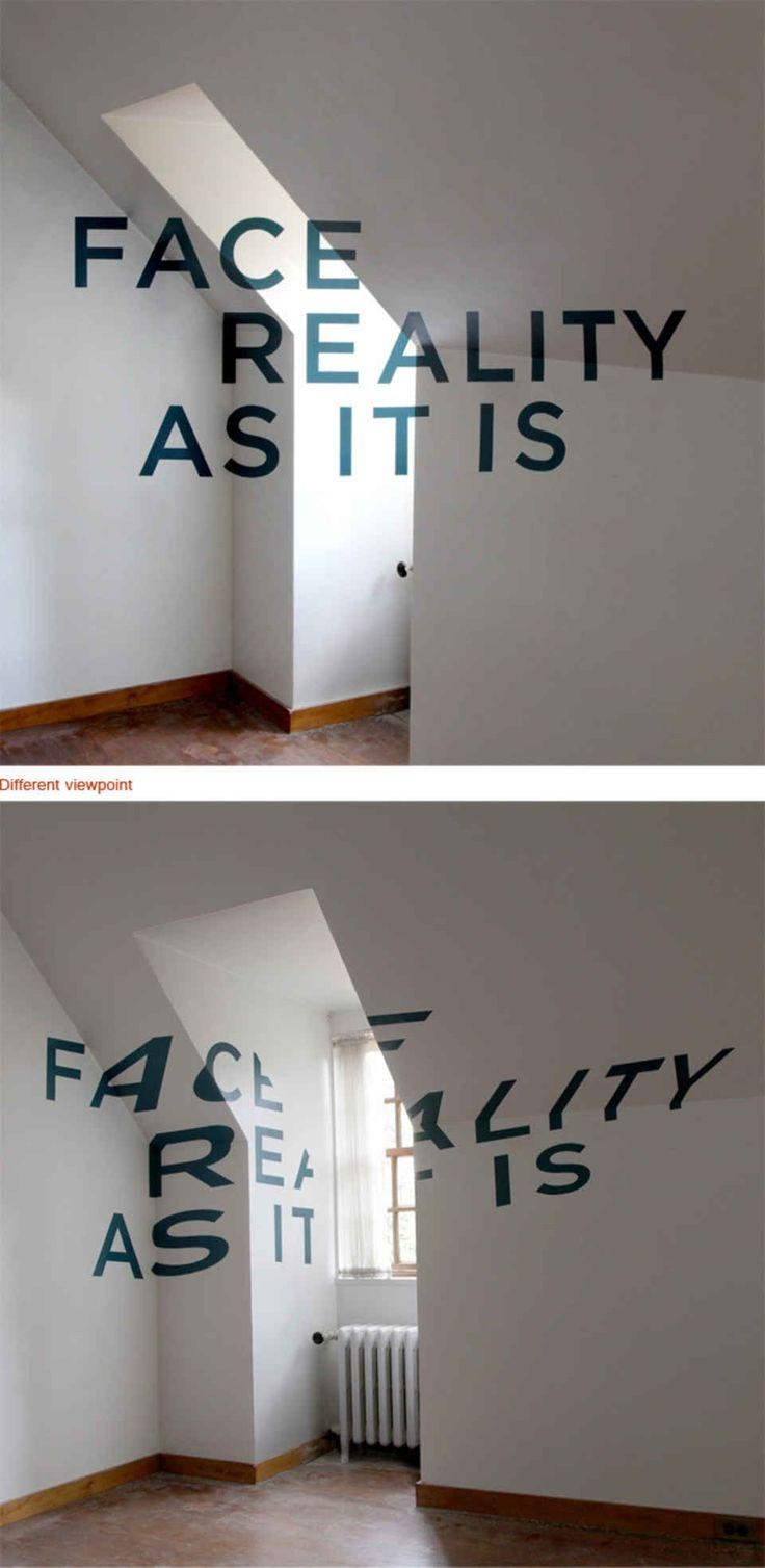 The 25+ Best Awesome Optical Illusions Ideas On Pinterest With Regard To Illusion Wall Art (View 11 of 20)