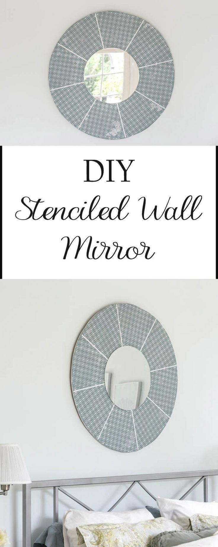 The 25+ Best Small Round Mirrors Ideas On Pinterest | Small Hall Intended For Small Round Mirrors Wall Art (Image 12 of 20)