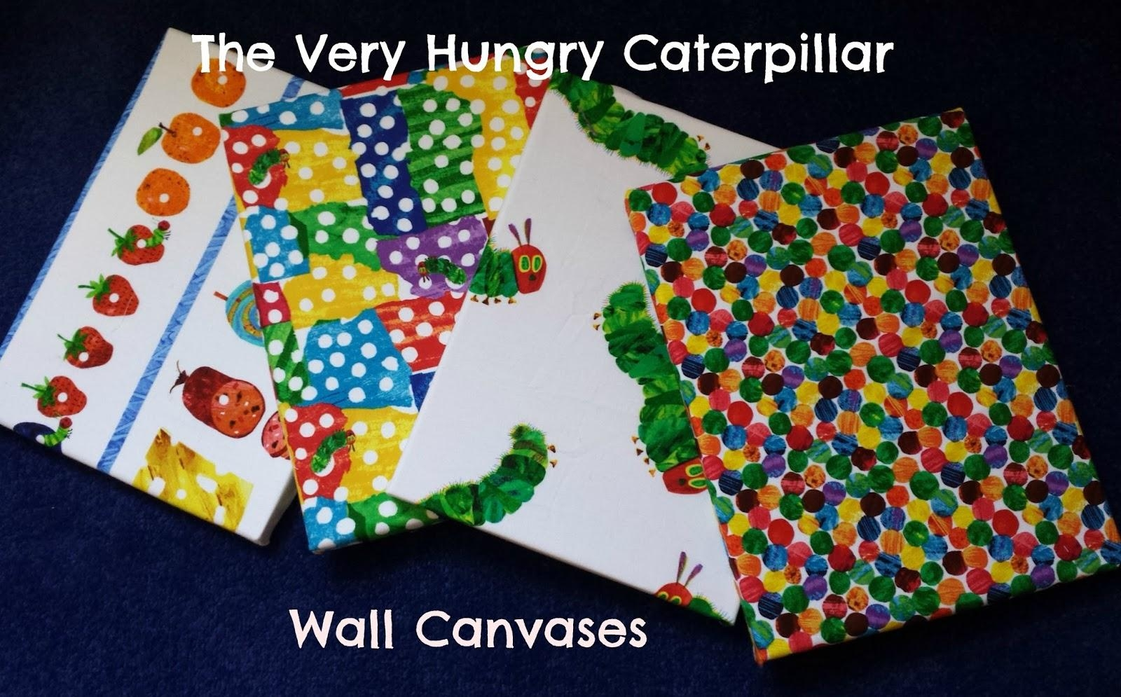 The Adventure Of Parenthood: How To Make Very Hungry Caterpillar with regard to Very Hungry Caterpillar Wall Art