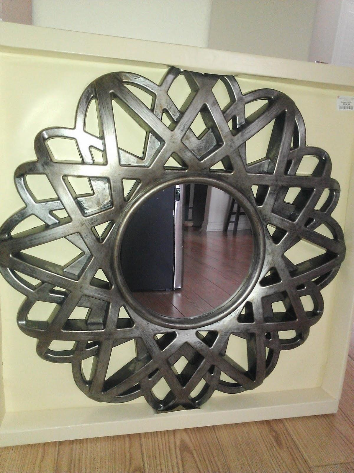 The Copy Cat Home: Mirror Mirror On The Wall With Regard To Burlington Coat Factory Wall Art (View 8 of 20)