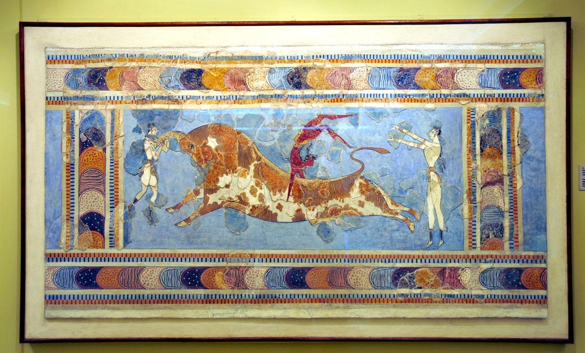 The History Of Greece Intended For Greek Wall Art (Image 16 of 20)