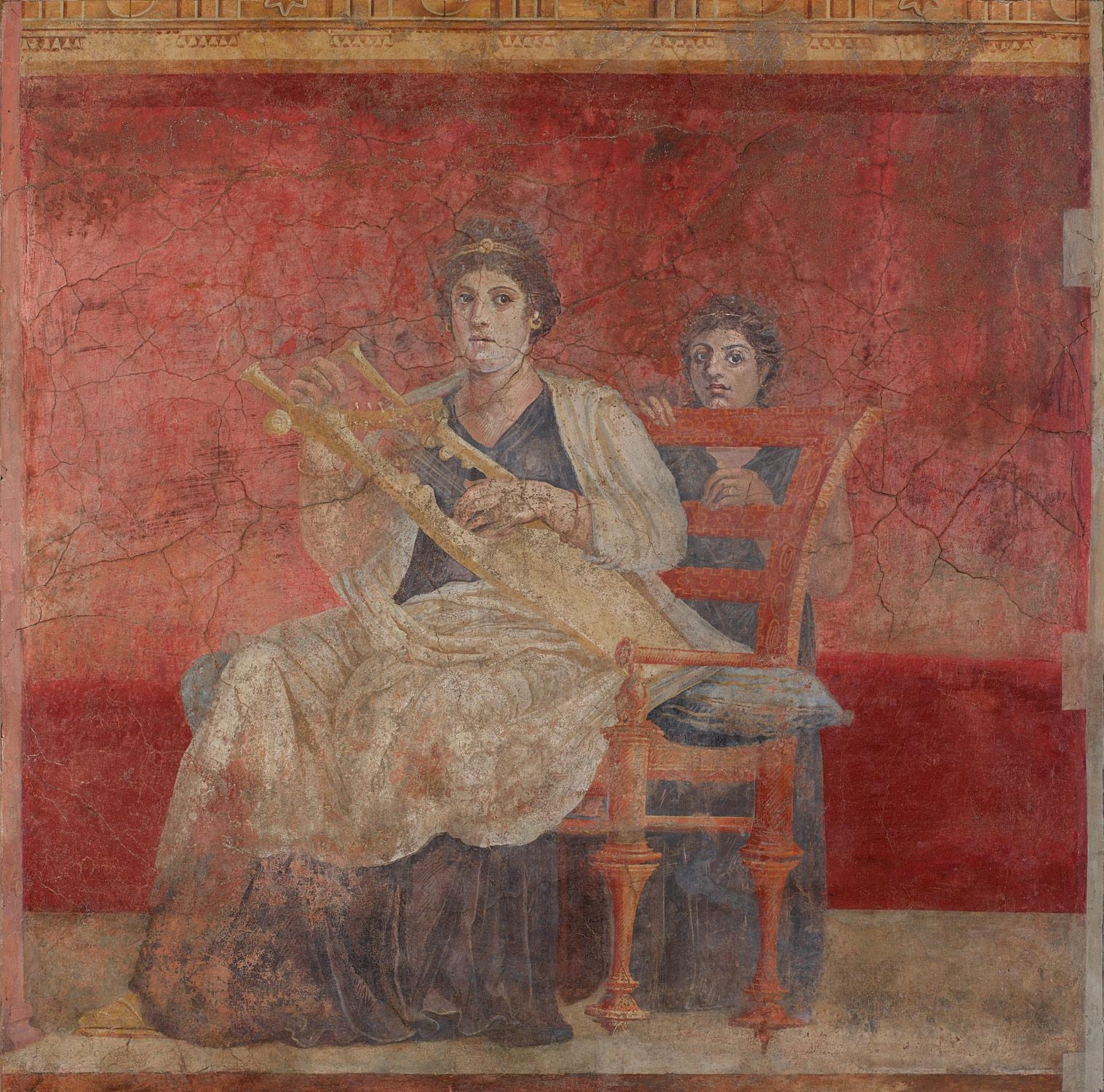 The Kithara In Ancient Greece | Essay | Heilbrunn Timeline Of Art In Ancient Greek Wall Art (Image 15 of 20)
