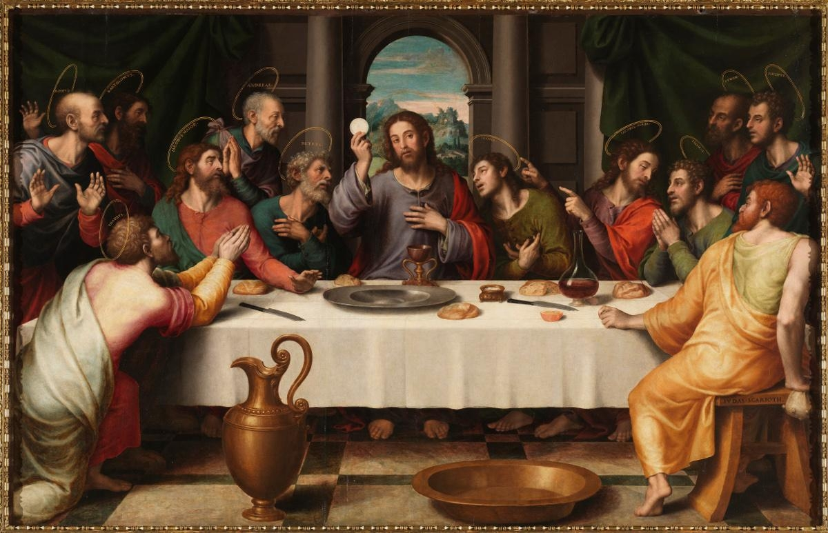 The Last Supper Throughout Last Supper Wall Art (View 16 of 20)