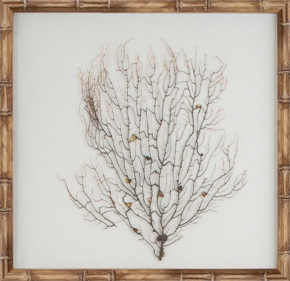 The Well Appointed House – Luxuries For The Home – The Well With Sea Fan Wall Art (Image 17 of 20)