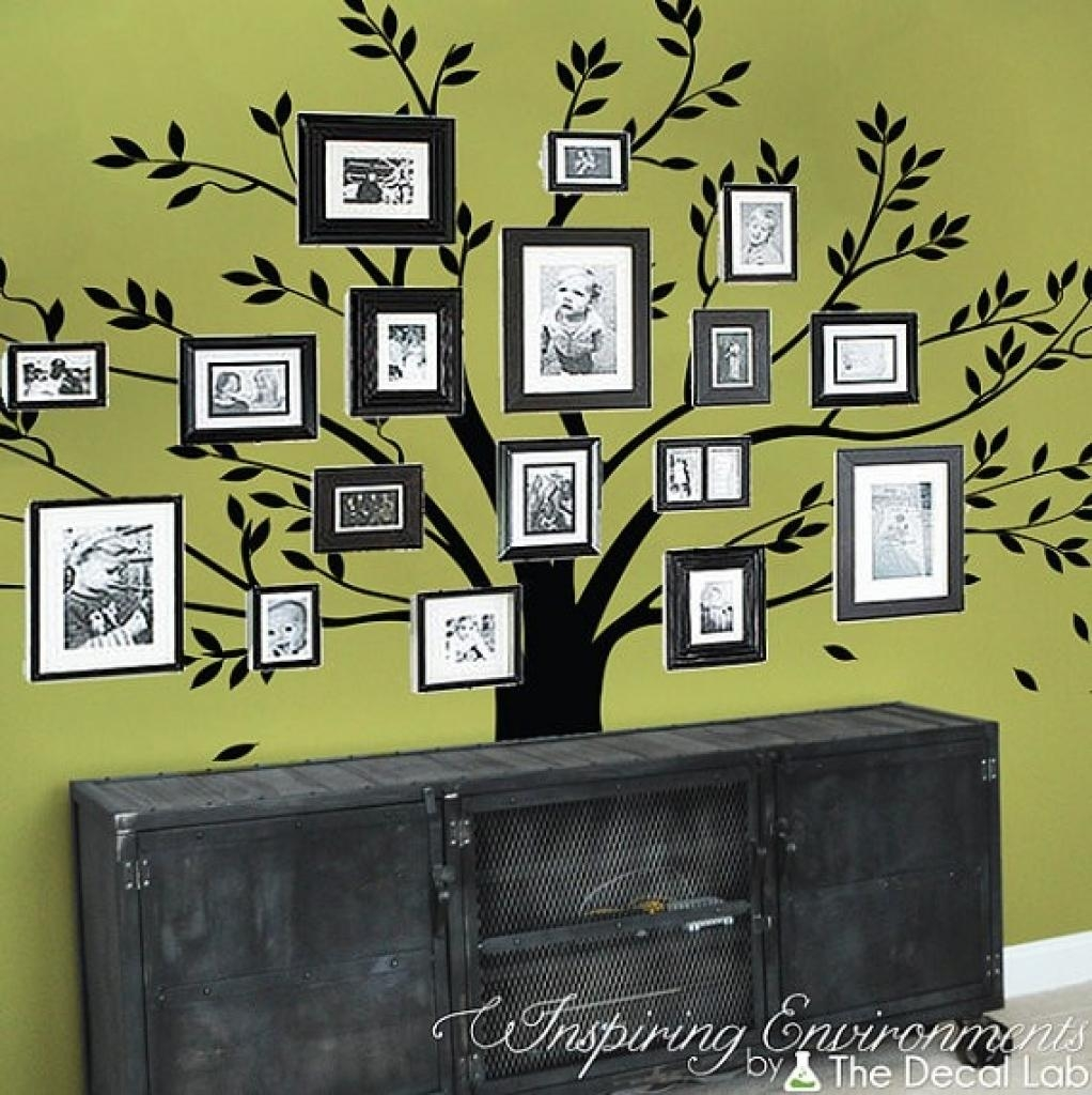 These Are The Prettiest Wrought Iron Family Tree Wall Hanging For Throughout Wrought Iron Tree Wall Art (Image 10 of 20)
