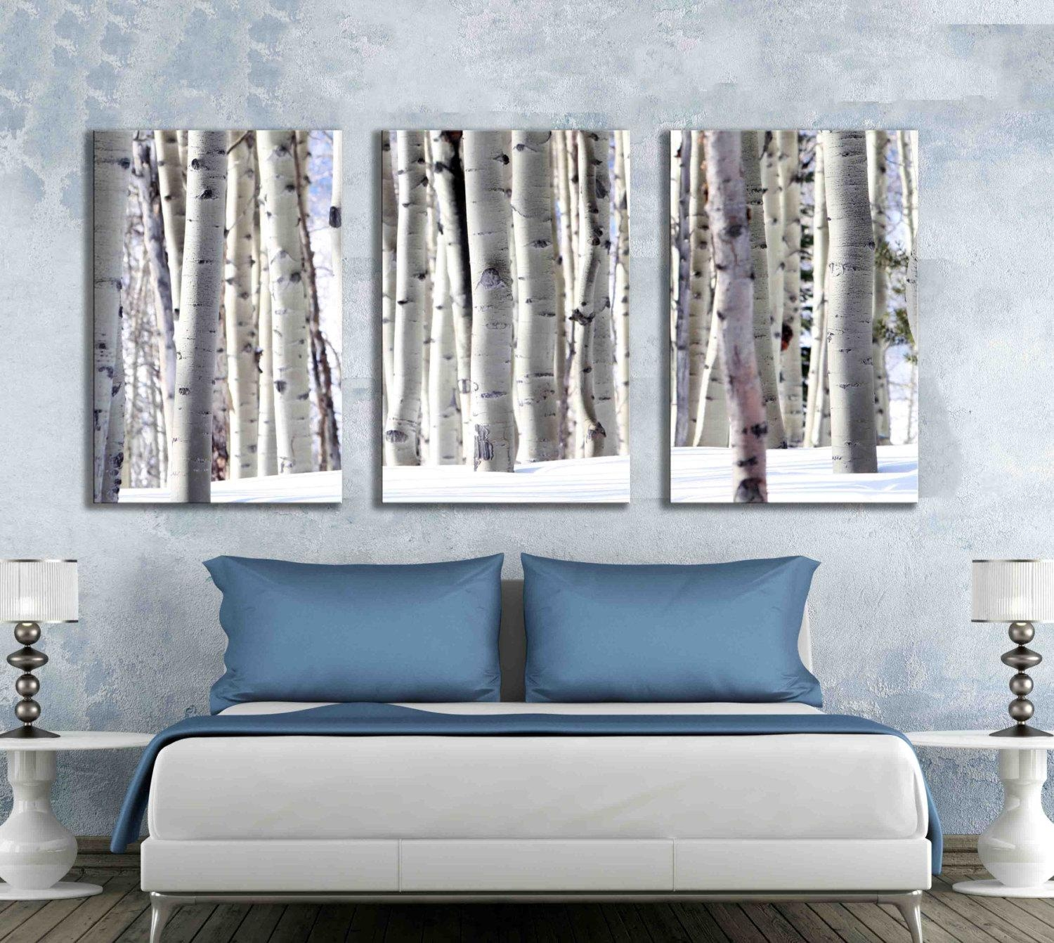 Featured Image of Aspen Tree Wall Art