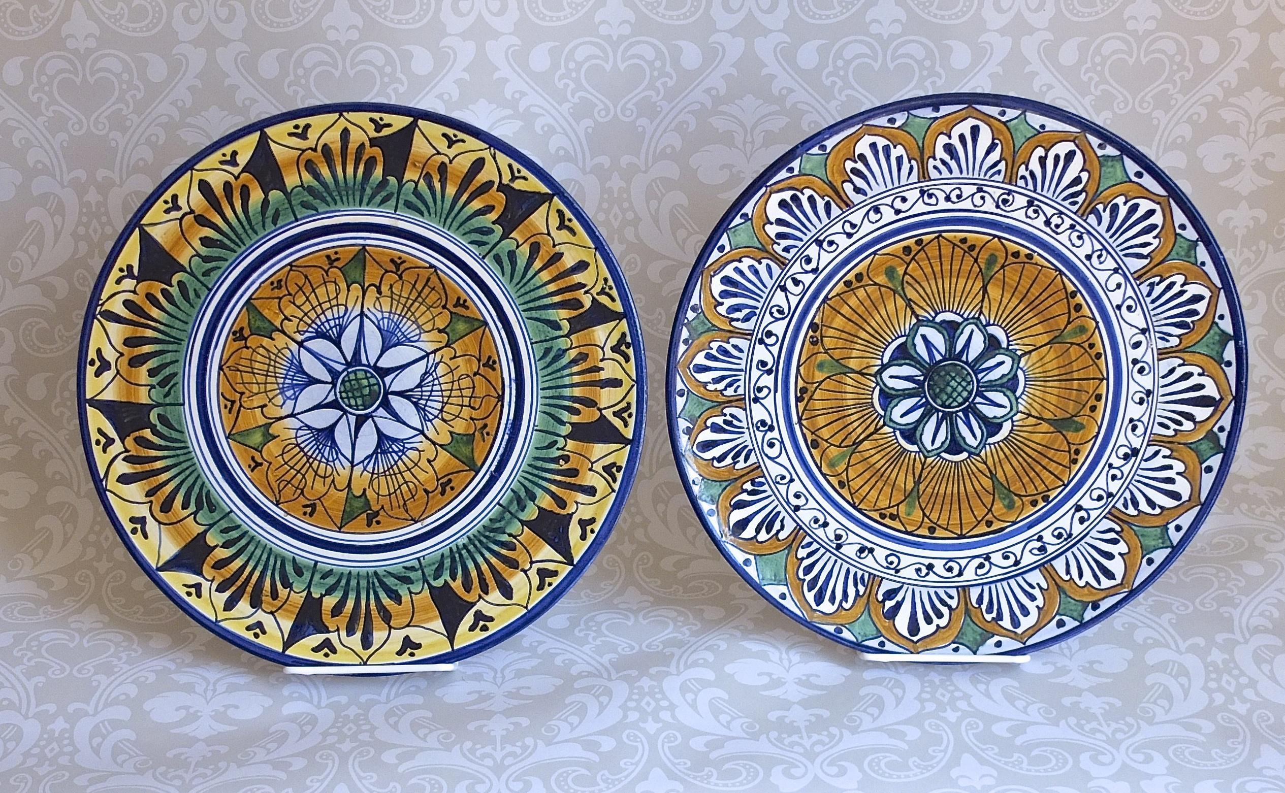 Timeless Elegance Of Italian Ceramic Dinnerware ~ Home Decorations Regarding Italian Ceramic Wall Art (Image 16 of 20)