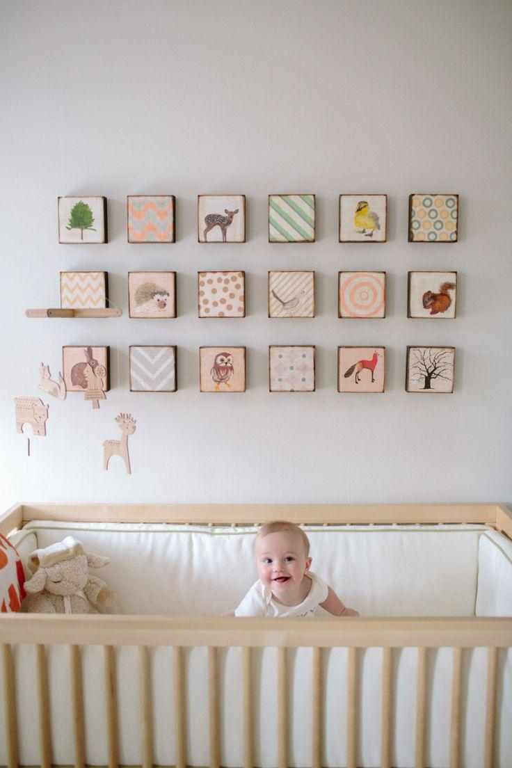 Top 25+ Best Animal Inspired Nursery Ideas On Pinterest | Painting Throughout Baby Wall Art (Image 19 of 20)
