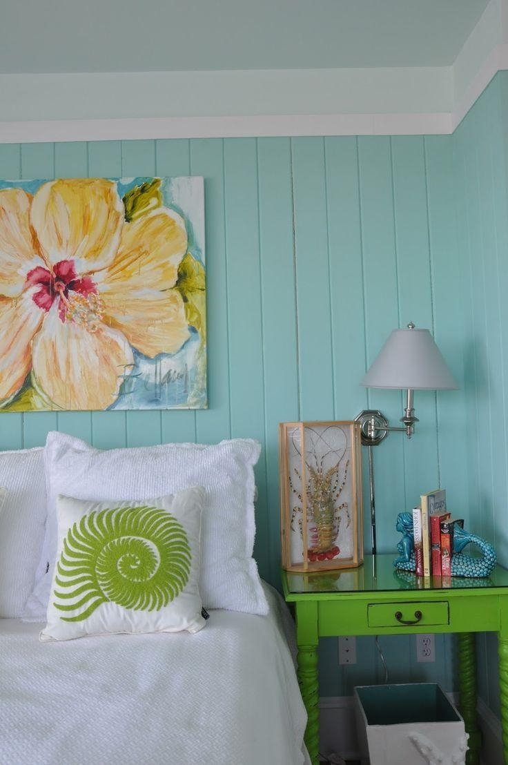 Top 25+ Best Beach Cottage Bedrooms Ideas On Pinterest | Cottage For Beach Wall Art For Bedroom (Image 20 of 20)