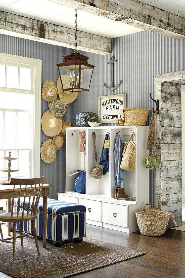 Top 25+ Best Cottage Decorating Ideas On Pinterest | Cottage Style Intended For Beach Cottage Wall Decors (Image 18 of 20)