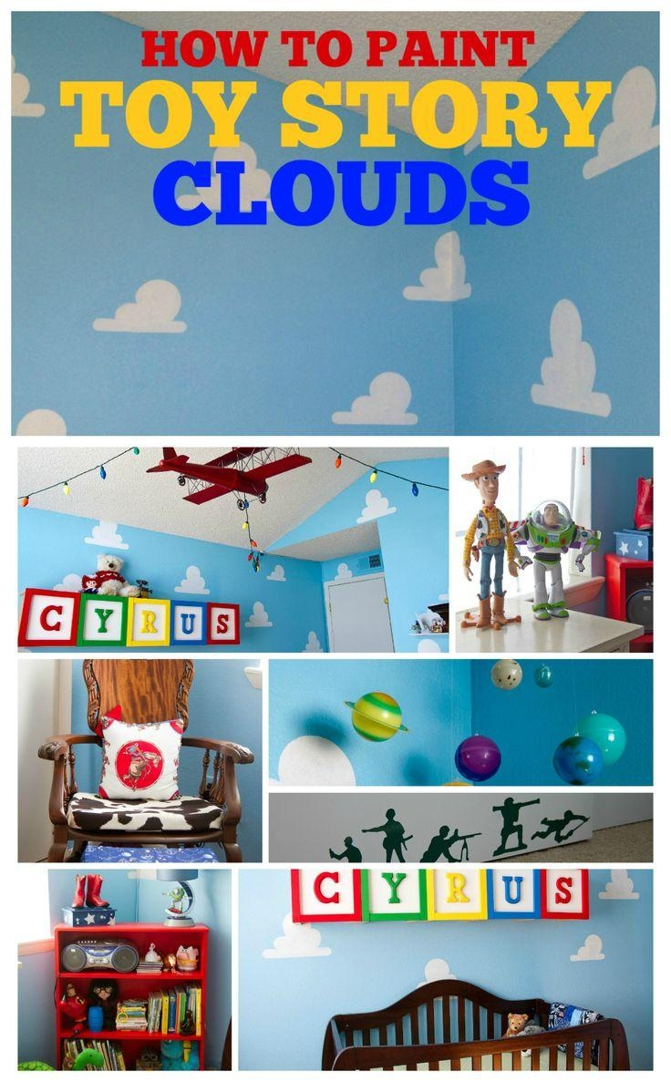 Top 25+ Best Toy Story Bedroom Ideas On Pinterest | Toy Story Room Pertaining To Toy Story Wall Art (Image 15 of 20)