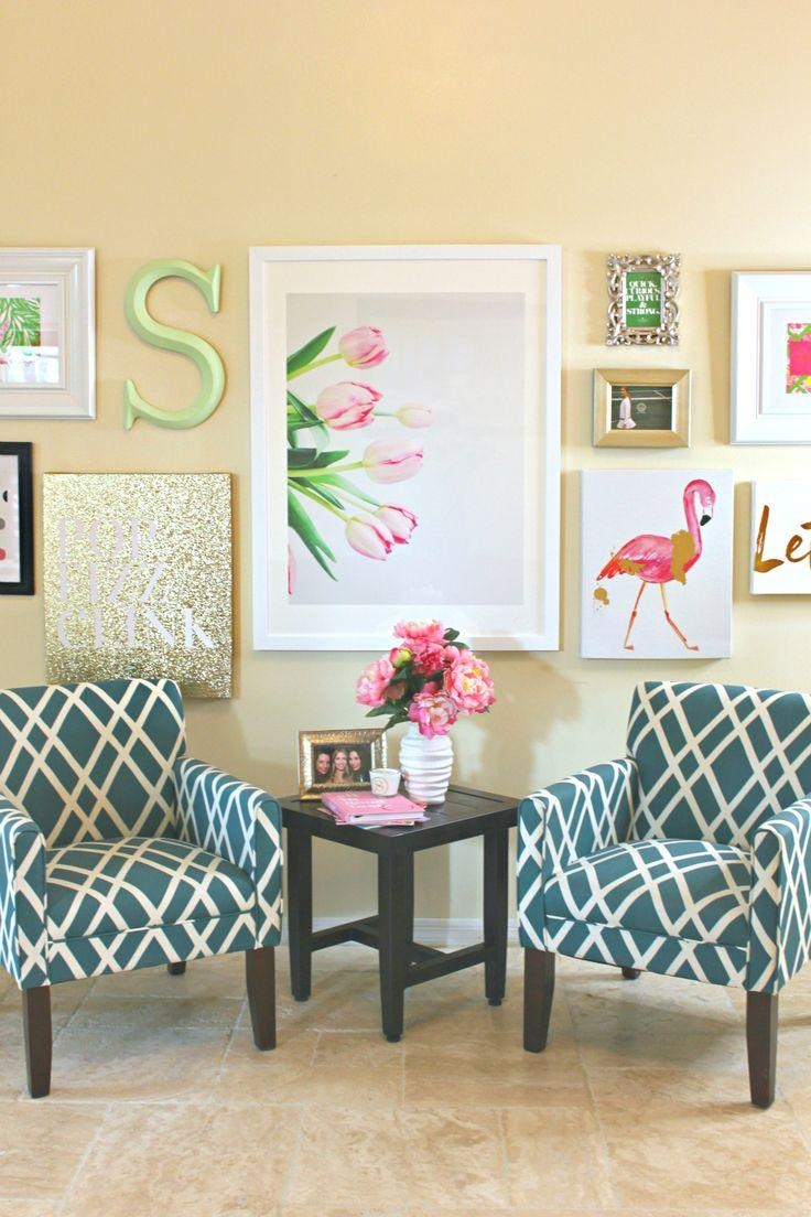Top 25+ Best Wall Art Collages Ideas On Pinterest | Art Wall Kids pertaining to Vibrant Wall Art