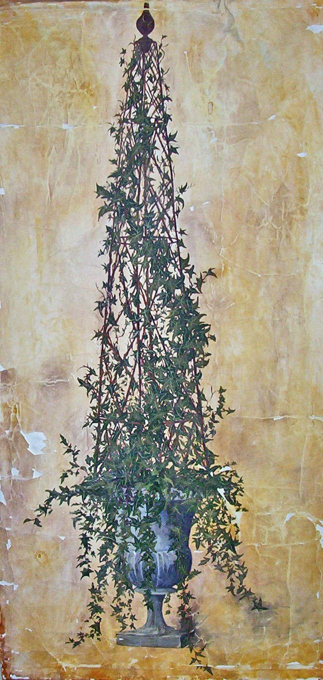 Topiaries, Topiaries, Everywhere! – Just Paint It Blog With Topiary Wall Art (Image 16 of 20)