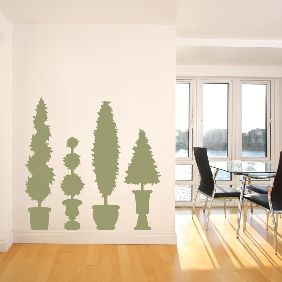 Featured Image of Topiary Wall Art