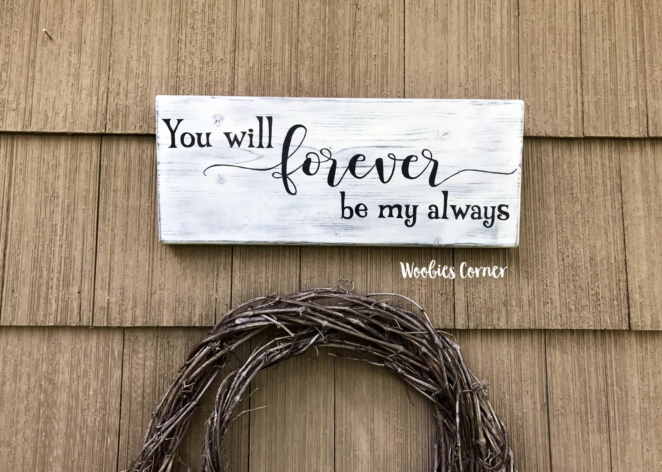 Uncategorized : Wooden Signs With Sayings Wall Decor Quotes For throughout Inspirational Wall Plaques