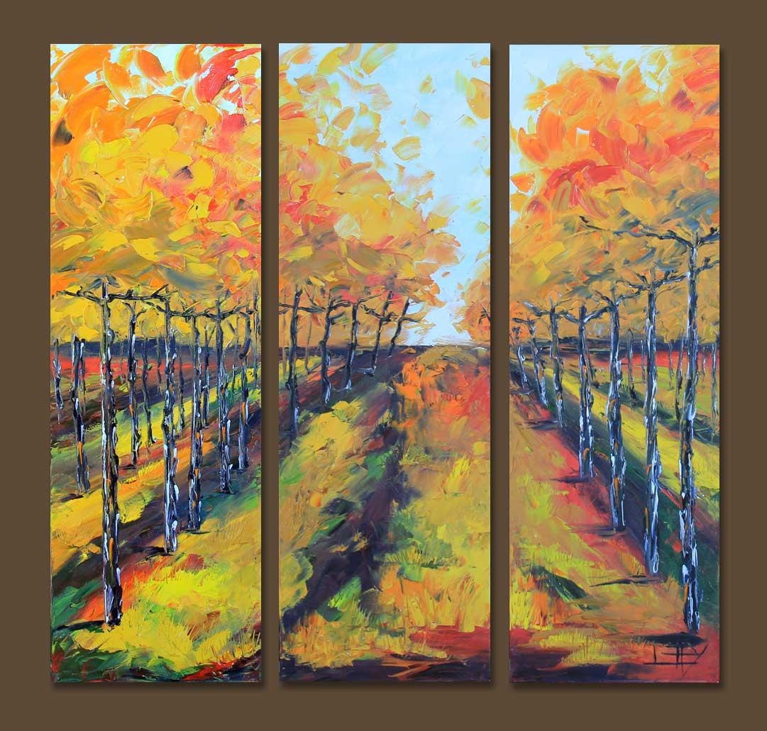 Vineyard Vines Art Vineyard Painting 36 Large Wall For Vineyard Wall Art (View 12 of 20)