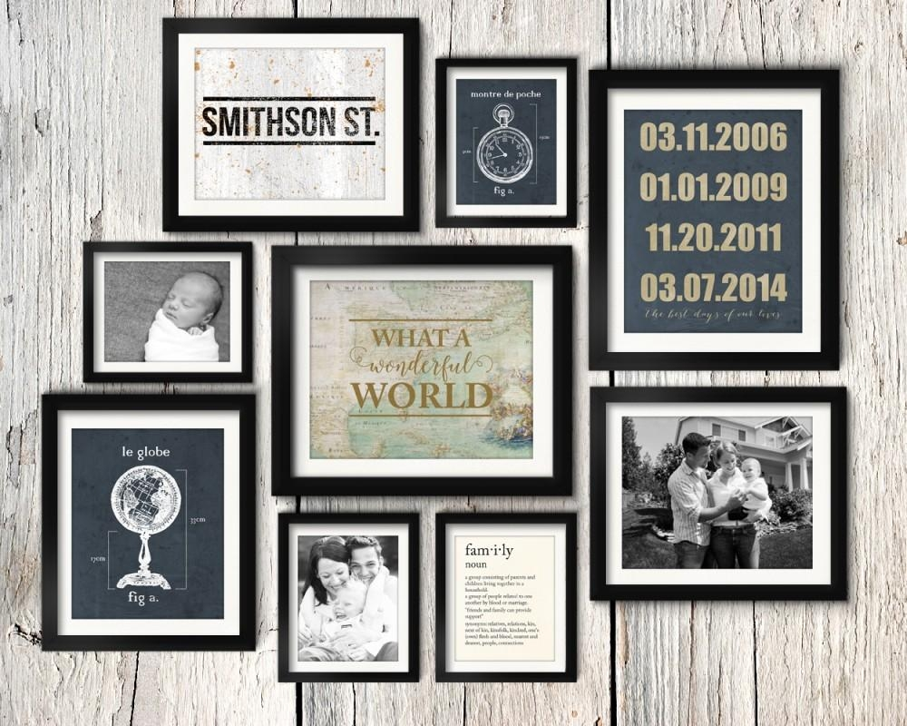 Vintage Wall Art | Roselawnlutheran with Industrial Wall Art