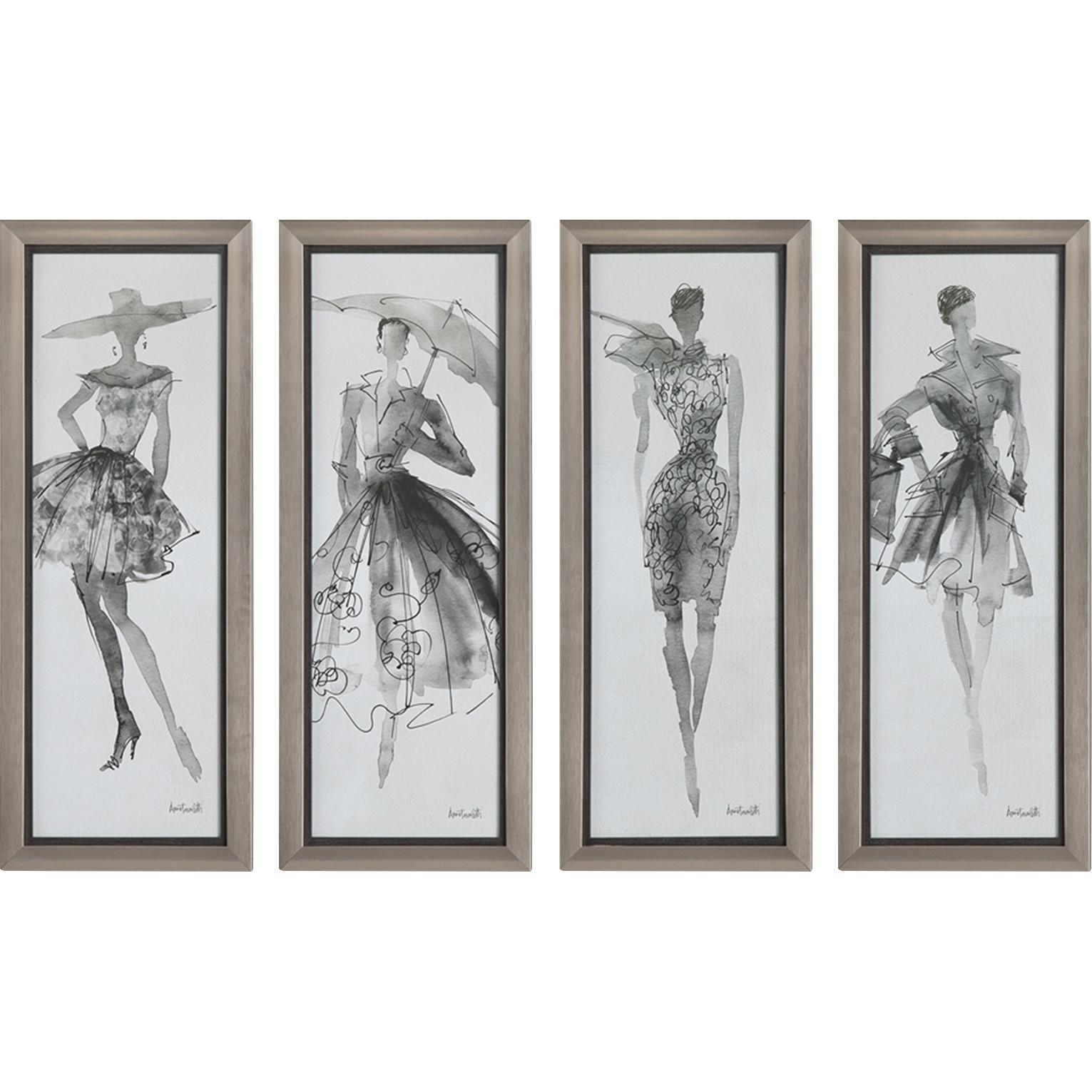 Wall Art: Amusing 4 Piece Artwork 4 Piece Canvas Wall Art Sets, 4 Pertaining To 4 Piece Wall Art (Image 17 of 19)