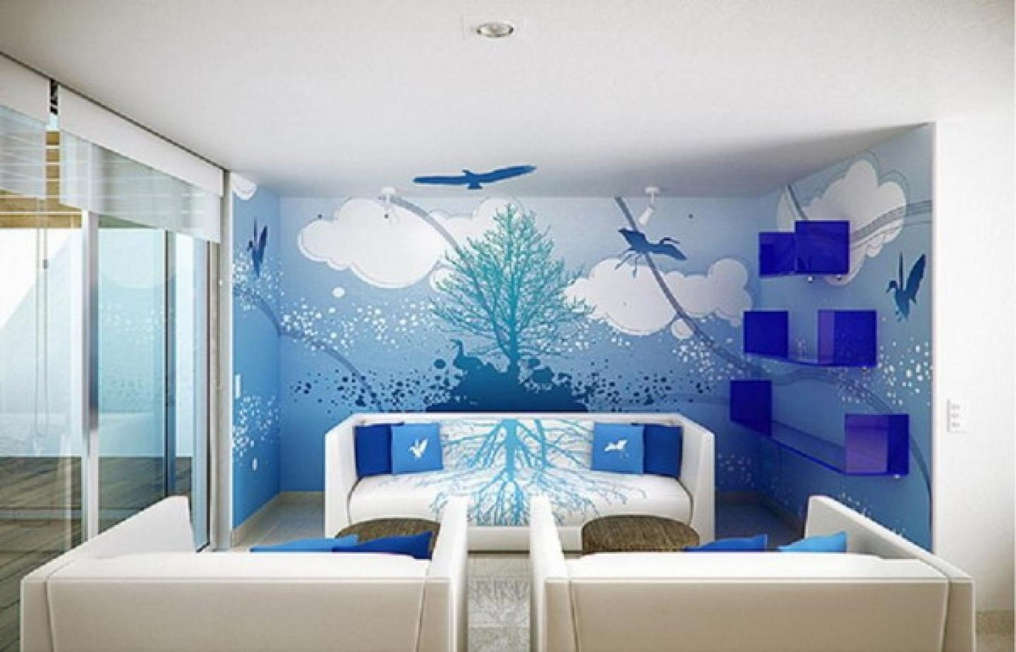 Wall Art And Wall Decoration Ideas For Living Room Beauty Home Regarding Wall Pictures For Living Room (Image 17 of 20)