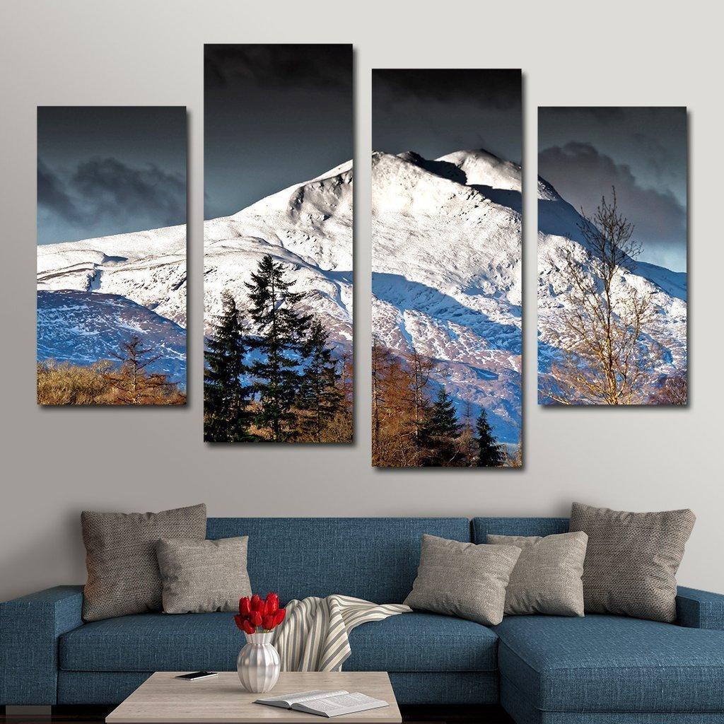 Wall Art: Astonishing Multi Panel Canvas Wall Art Multi Panel Wall Throughout Multiple Canvas Wall Art (View 13 of 20)