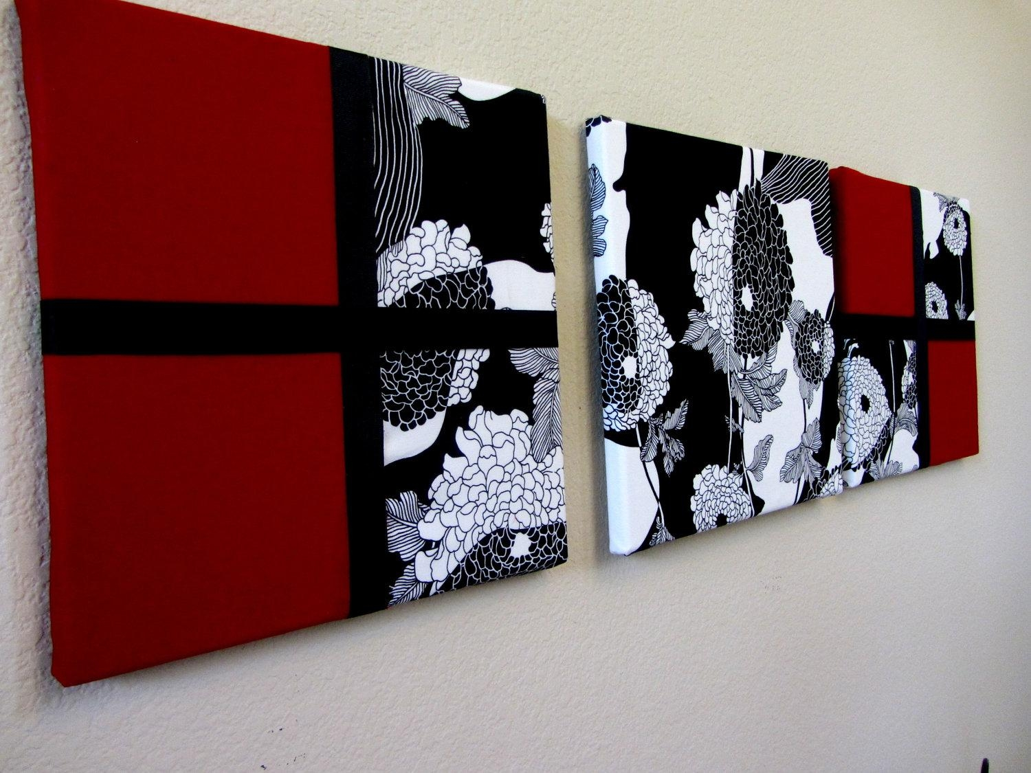 Wall Art Black | Wallartideas With Regard To Black And White Damask Wall Art (View 3 of 20)