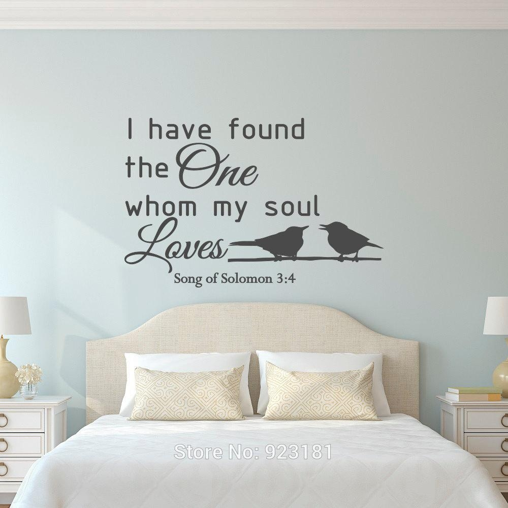 Wall Art Decals Bible Verses ~ Color The Walls Of Your House With Bible Verses Wall Art (View 14 of 20)
