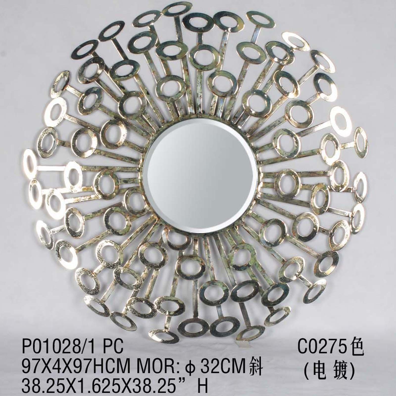 20 collection of mirror circles wall art wall art ideas