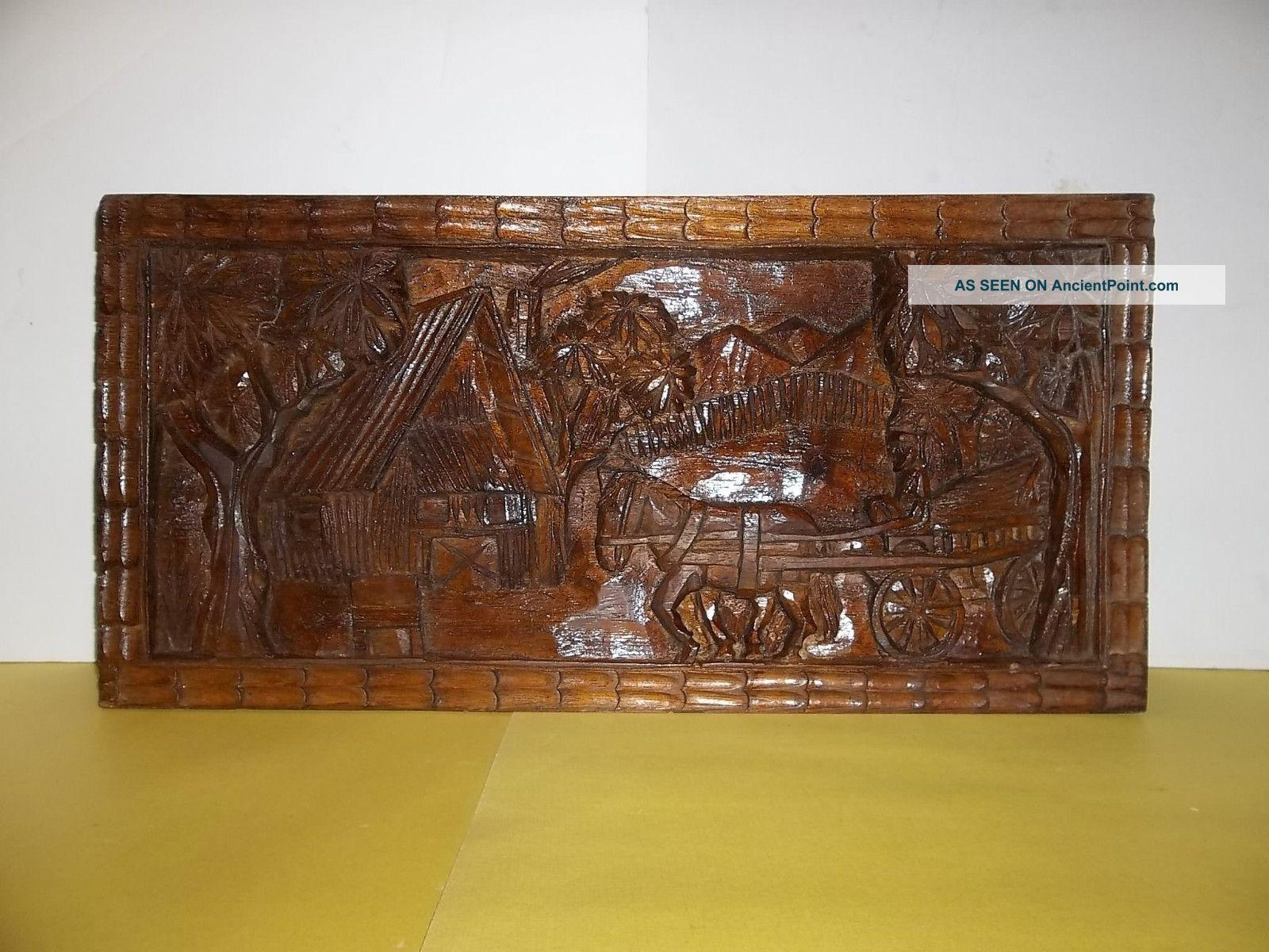 Wall Art Decor: Thousand Ideas Asian Wood Wall Art Pinterest About Intended For Asian Wall Art Panels (Image 15 of 20)