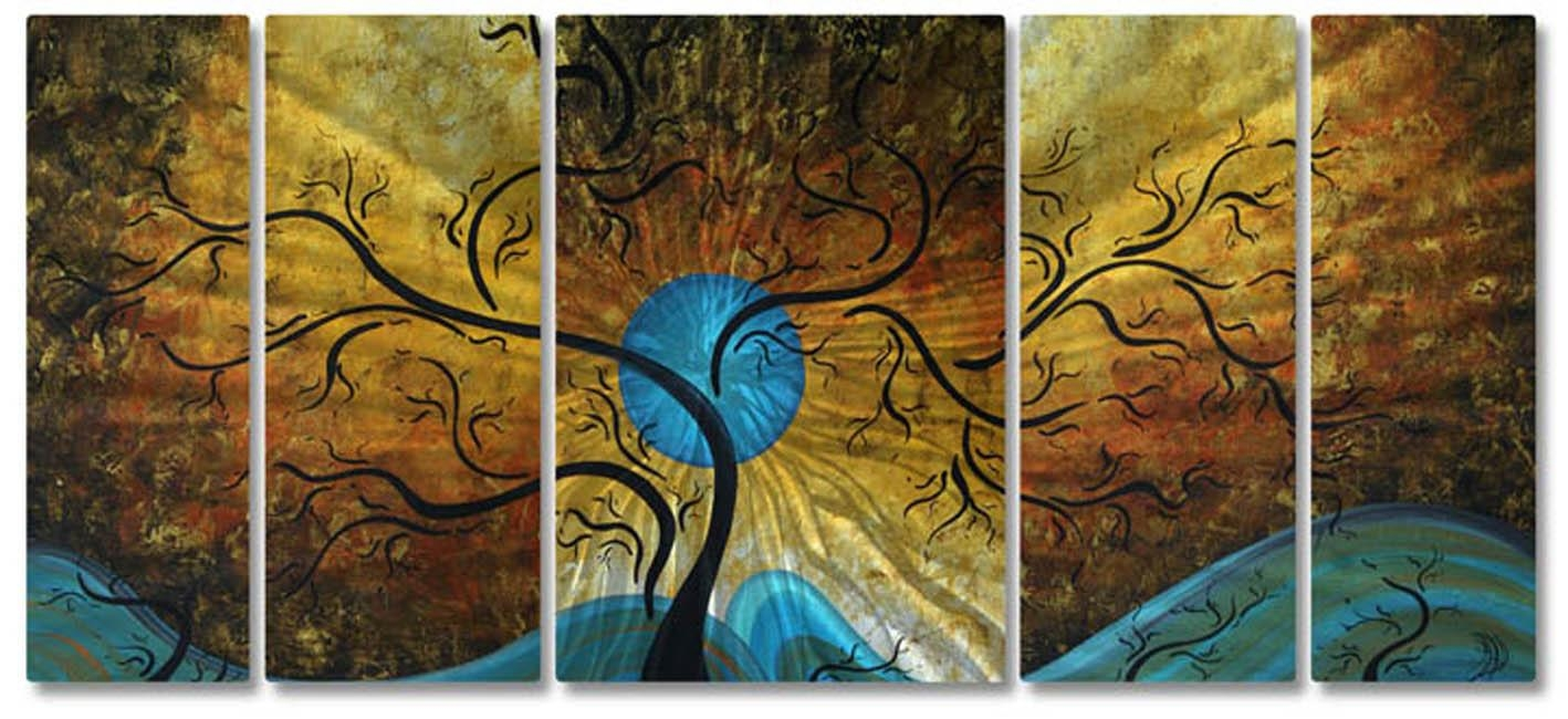 Featured Image of Megan Duncanson Metal Wall Art