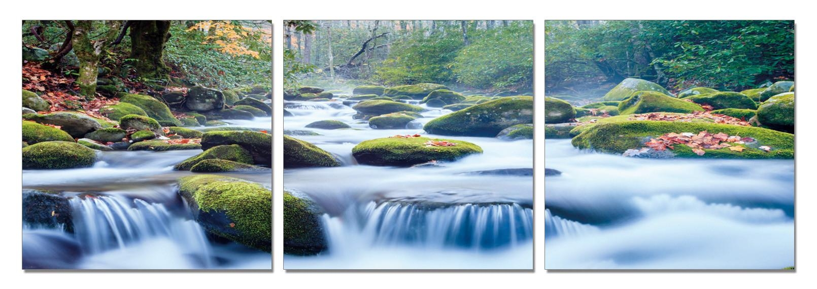 Wall Art Designs: Amazing Shop With Confidence Waterfall Wall Art In Waterfall Wall Art (View 2 of 20)
