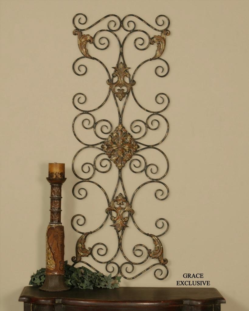 Wall Art Designs: Amusing Mirrors Table Uttermost Metal Wall Art With Regard To Exclusive Wall Art (View 14 of 20)