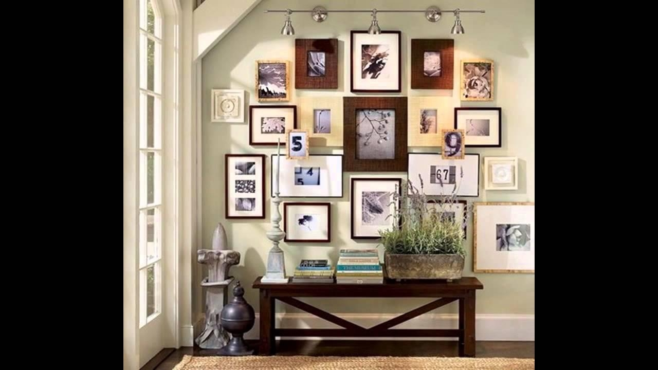 Wall Art Designs: Awesome Best Examples Of Wall Art Arrangement With Mirrored Frame Wall Art (View 9 of 20)