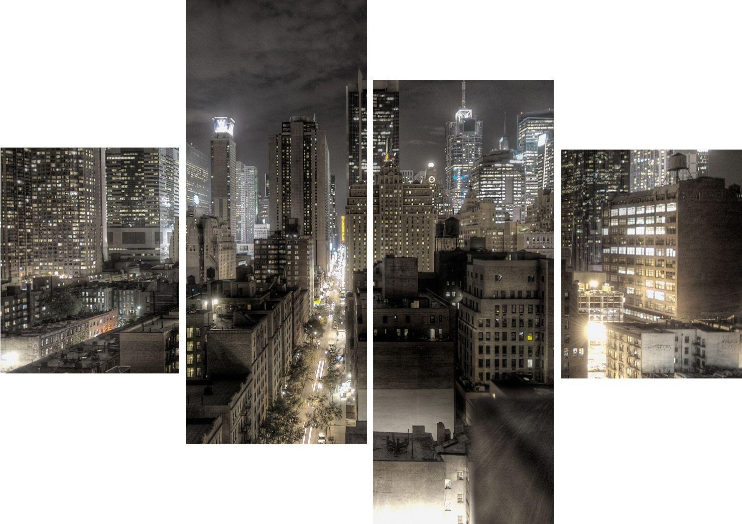 Wall Art Designs: Awesome Example Of Nyc Canvas Wall Art Bridge Inside Black And White New York Canvas Wall Art (View 3 of 20)