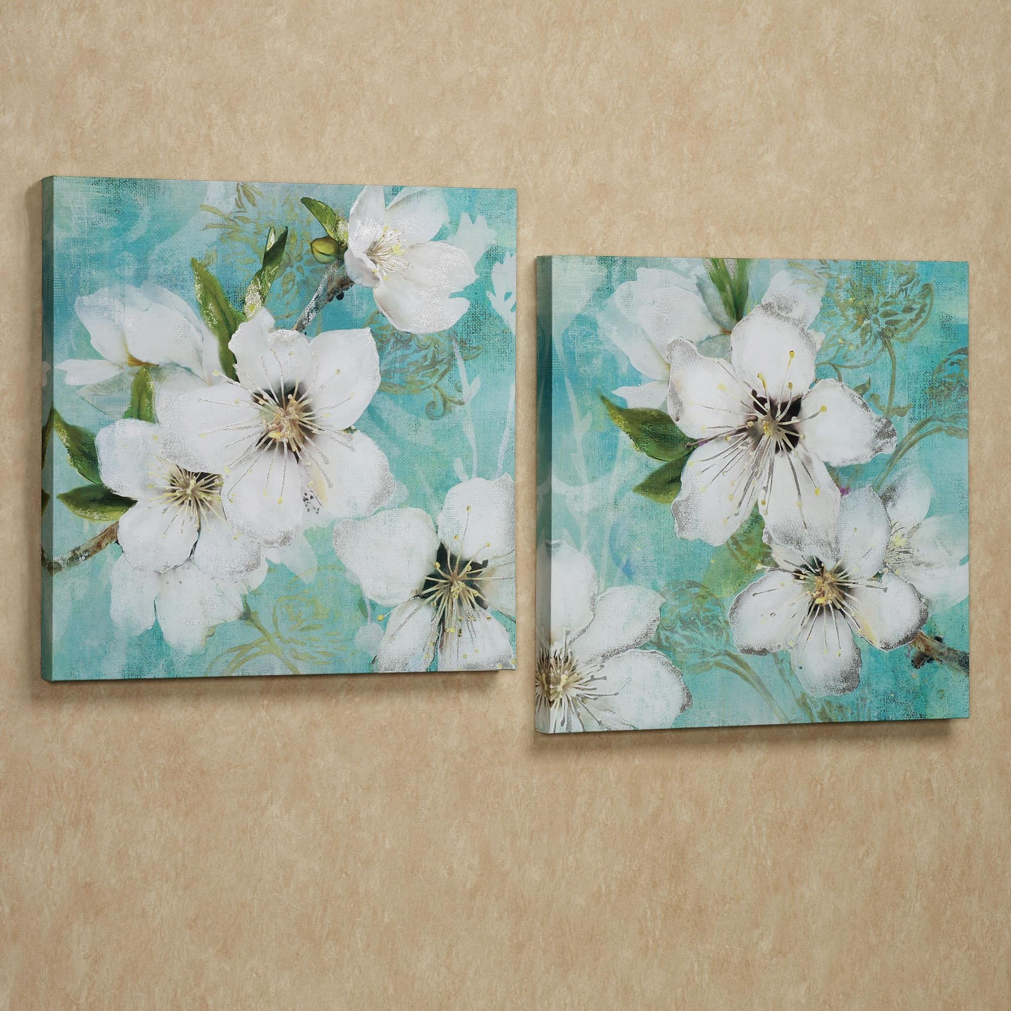 20 Ideas of Floral Wall Art Canvas | Wall Art Ideas
