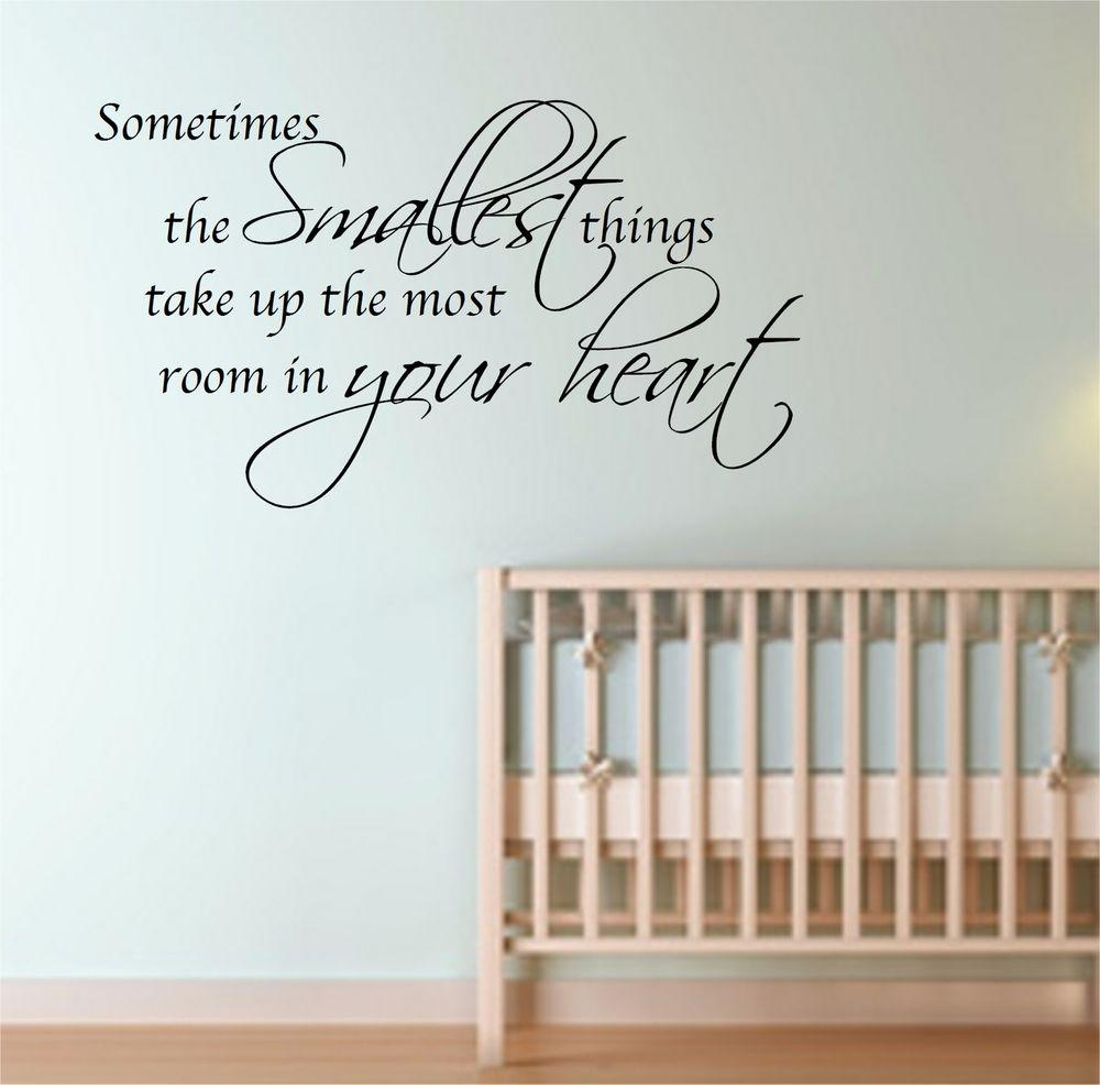 Wall Art Designs: Awesome Winnie The Pooh Wall Art Quotes Winnie With Winnie The Pooh Nursery Quotes Wall Art (Image 9 of 20)