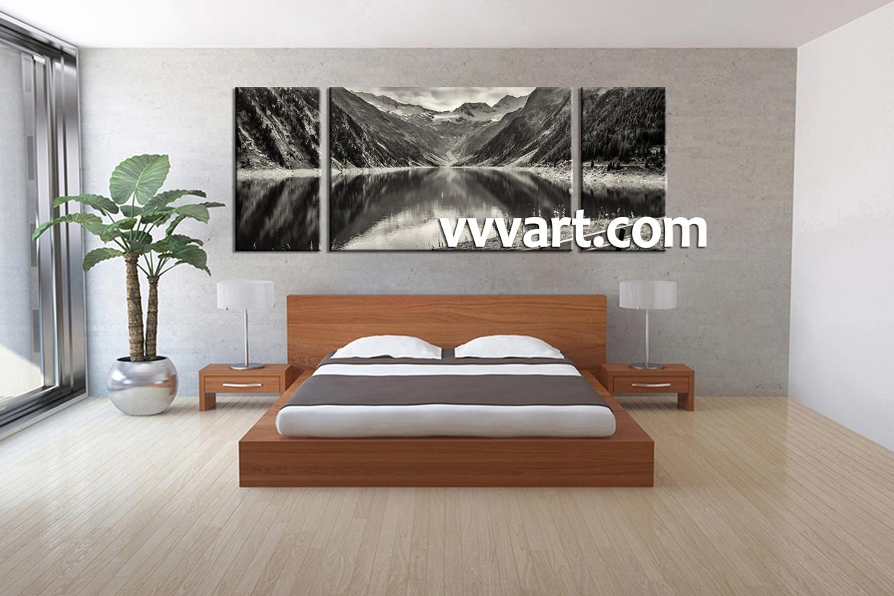 Wall Art Designs: Best Collections Canvas Wall Art For Bedrooms With Regard To Wall Art For Bedrooms (Image 17 of 21)