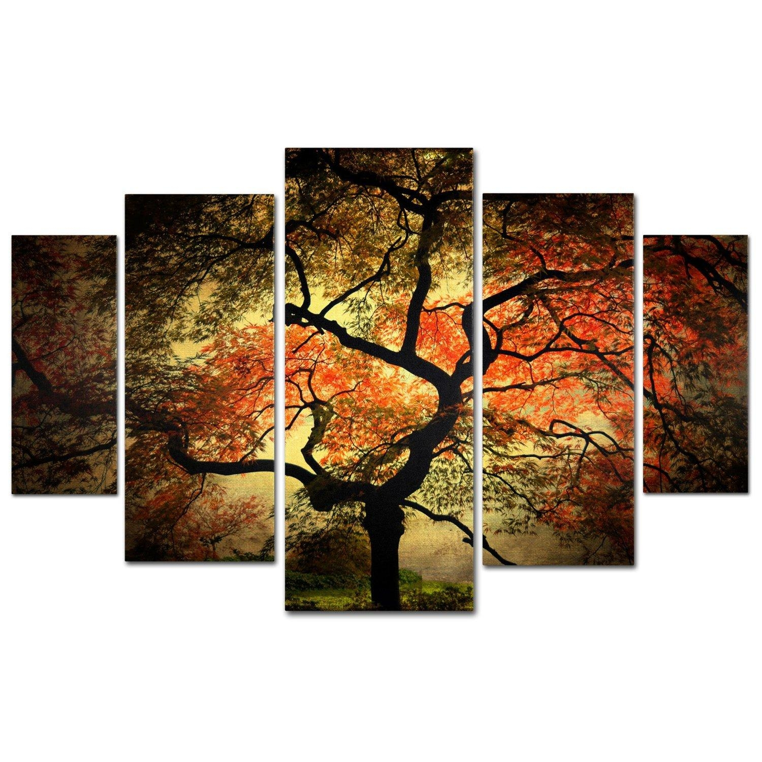 Featured Photo of Multi Canvas Wall Art