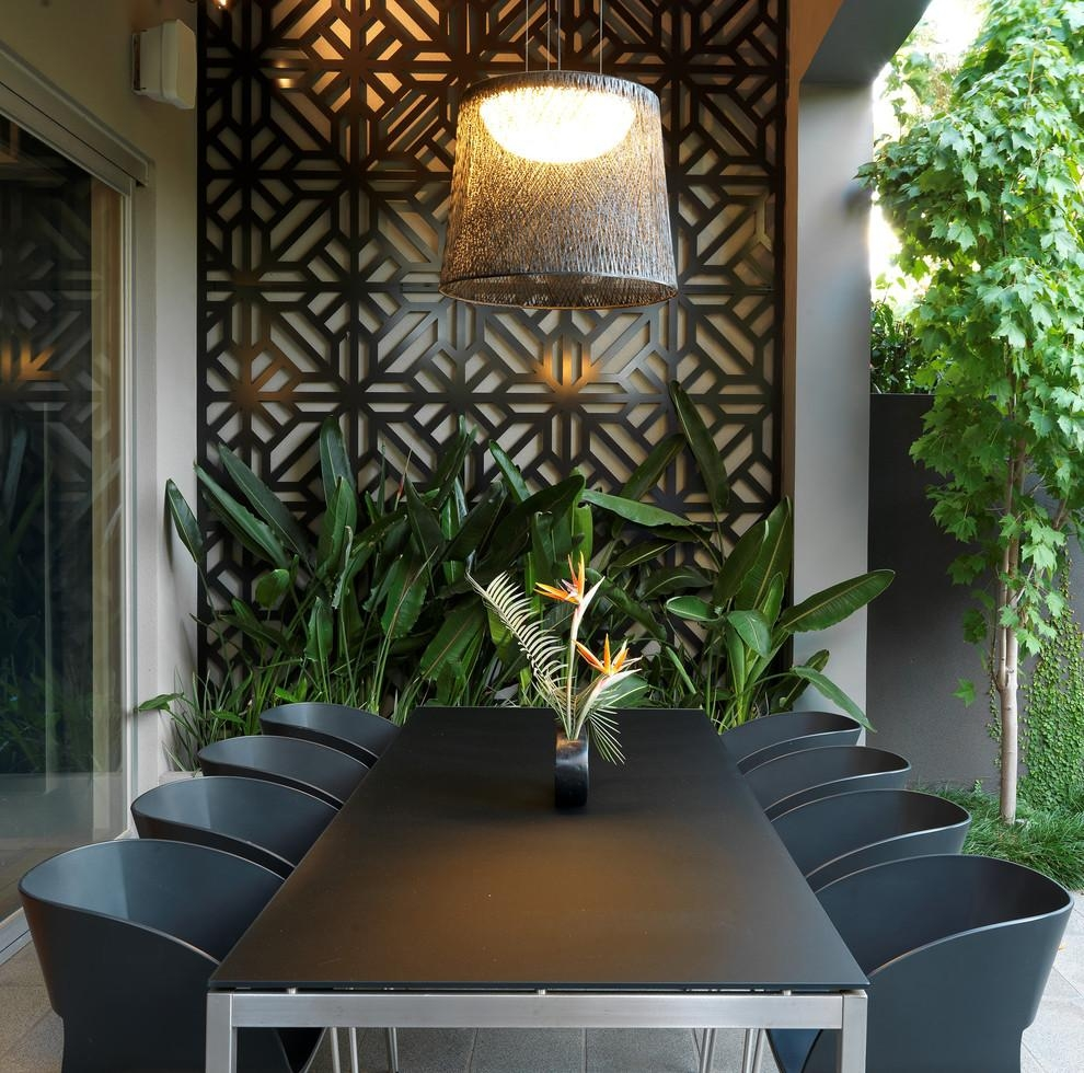 Wall Art Designs: Best Metal Hanging Contemporary Outdoor Wall Art Inside Contemporary Outdoor Wall Art (View 3 of 20)