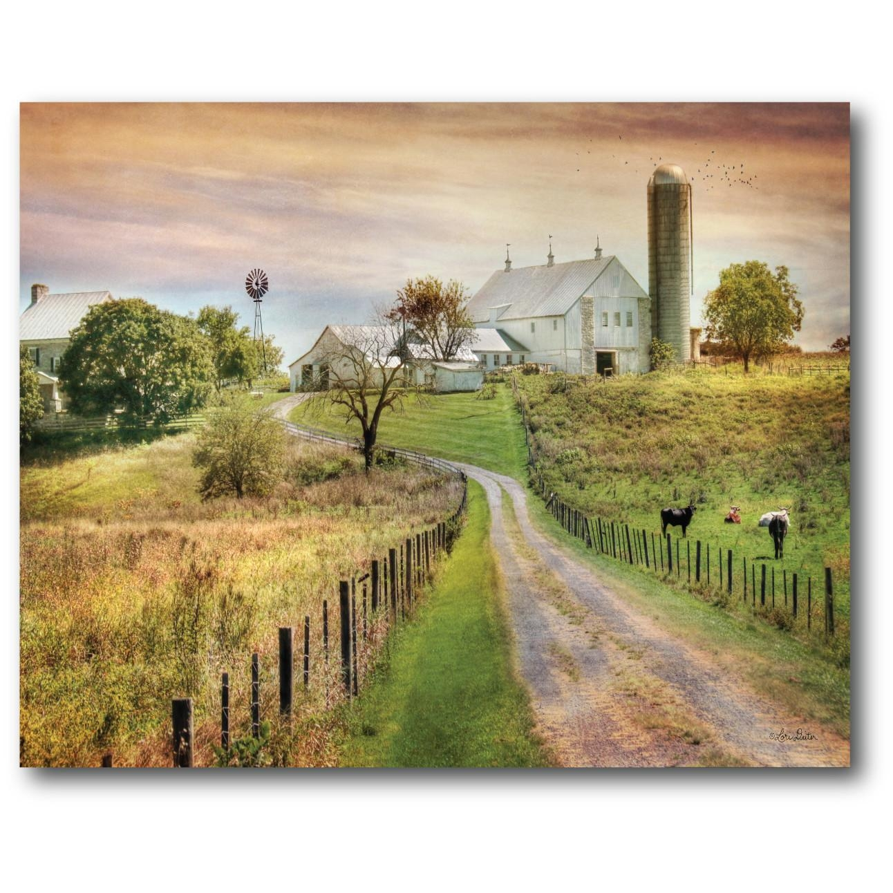 Wall Art Designs: Country Canvas Wall Art Decor Small Kitchen Pertaining To Country Canvas Wall Art (View 2 of 20)