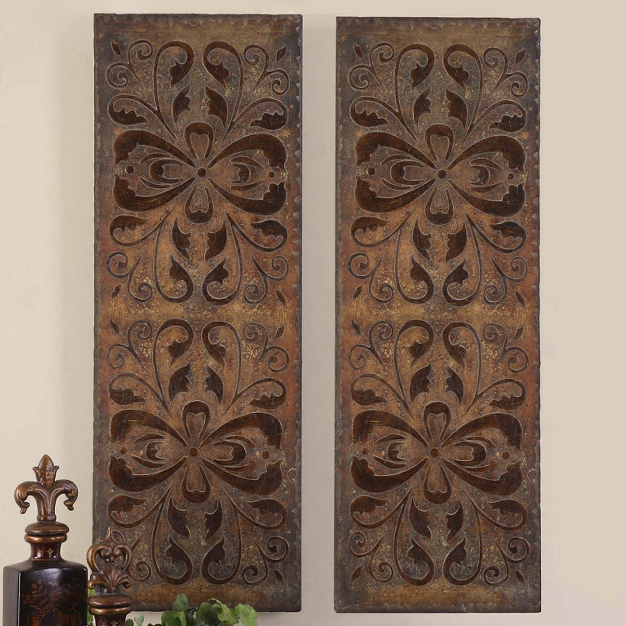 Featured Image of Wood Panel Wall Art