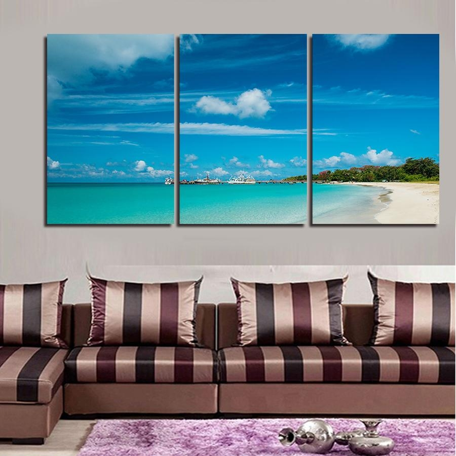 Wall Art Designs: Horizontal Wall Art Home Decor, Large Horizontal With Horizontal Canvas Wall Art (Image 20 of 20)