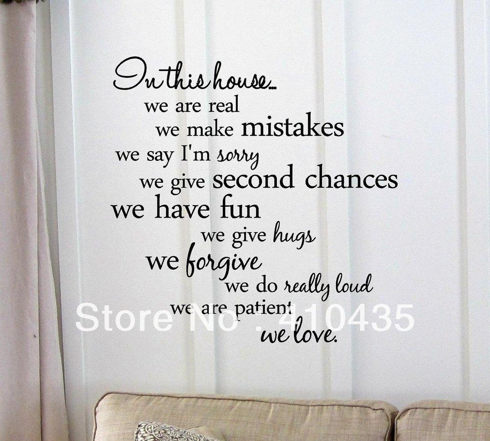 Wall Art Designs: Inspirational Quote Wall Art Inspirational Wall In Inspirational Wall Plaques (Image 17 of 20)