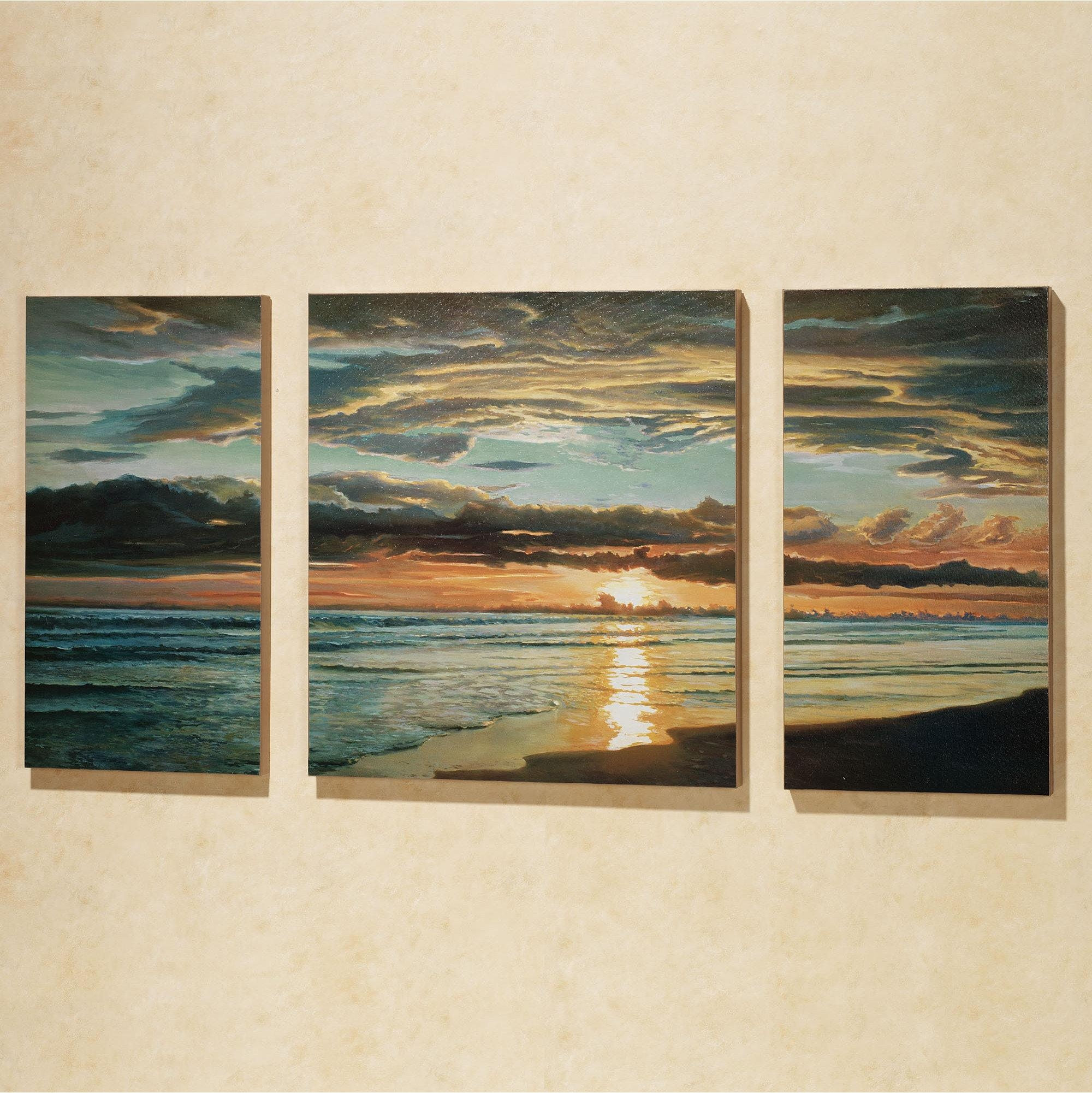 Wall Art Designs: Modern Designing Triptych Wall Art Canvas For Within Large Triptych Wall Art (Image 16 of 20)