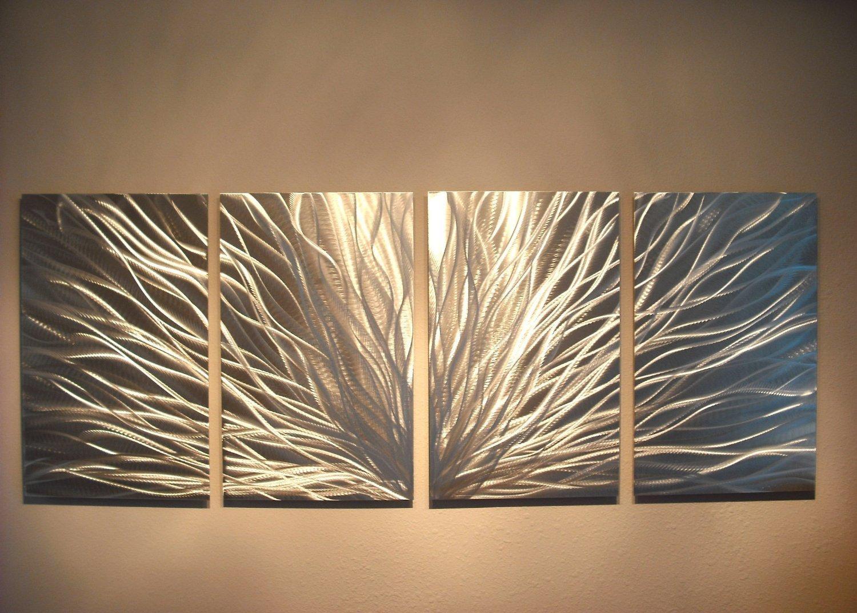 Wall Art Designs: Modern Sculpture Cheap Contemporary Wall Art Inside Cheap Metal Wall Art (View 8 of 20)