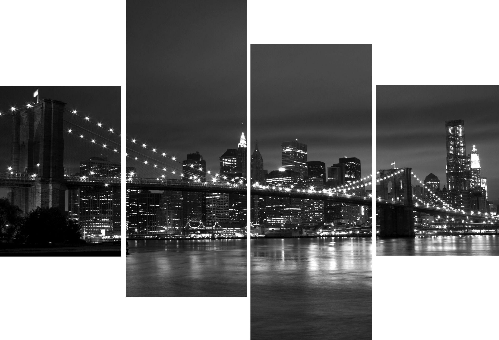 Wall Art Designs: New York Wall Art New York Skyline Plexiglass With Regard To New York Skyline Canvas Black And White Wall Art (Image 18 of 20)