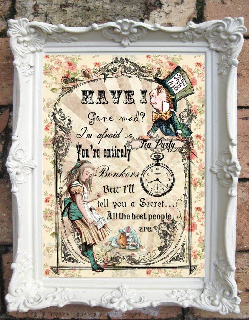 Wall Art Designs: Nice Shabby Chic Wall Art, Wholesale Shabby Chic Pertaining To Shabby Chic Wall Art (Image 18 of 20)