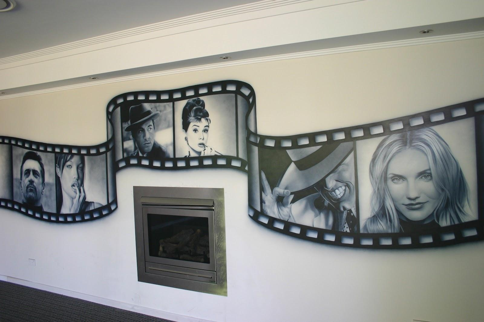 Featured Image of Airbrush Wall Art