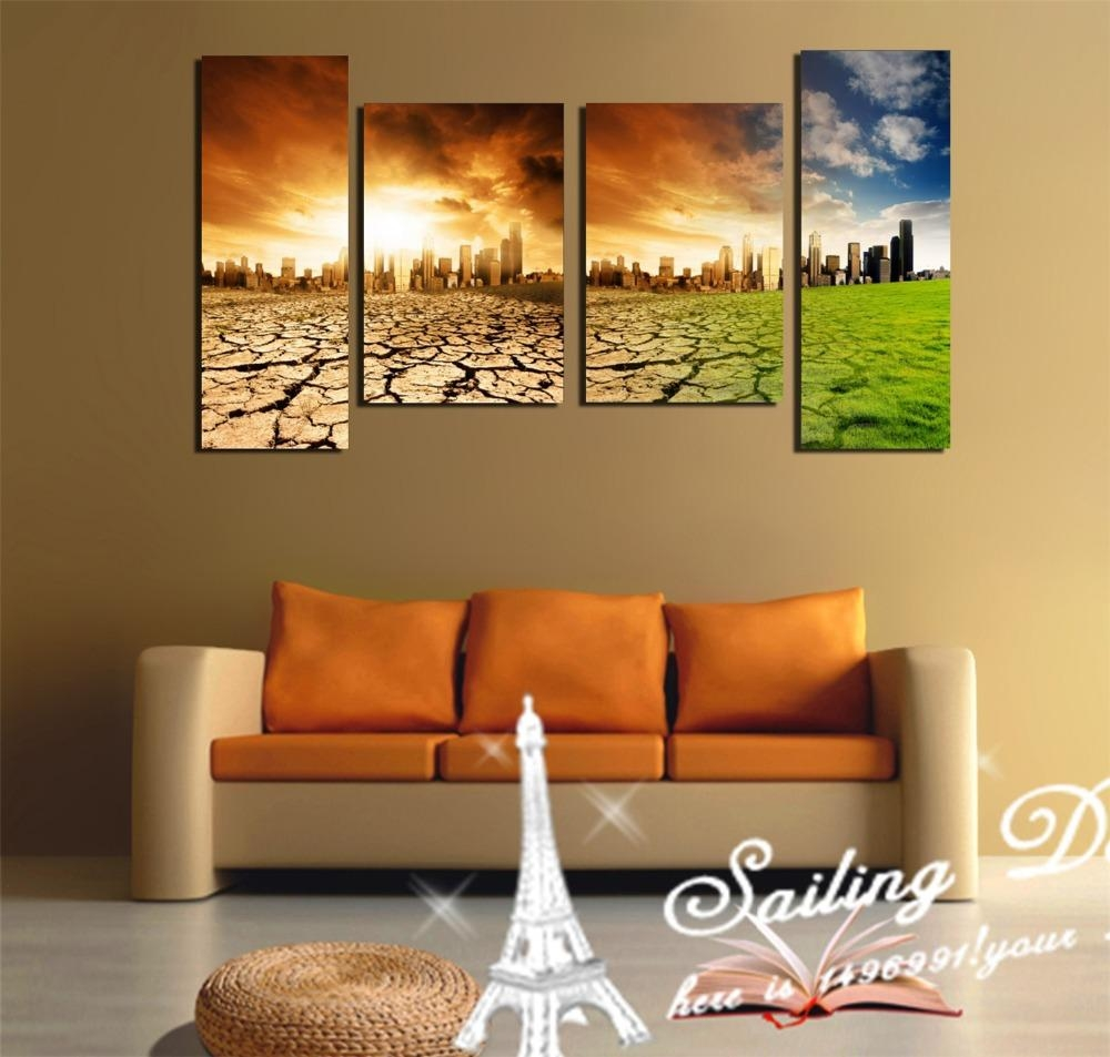 Wall Art Designs: Split Wall Art Photo Sweep Revit Plate Work Within Split Wall Art (Image 19 of 20)